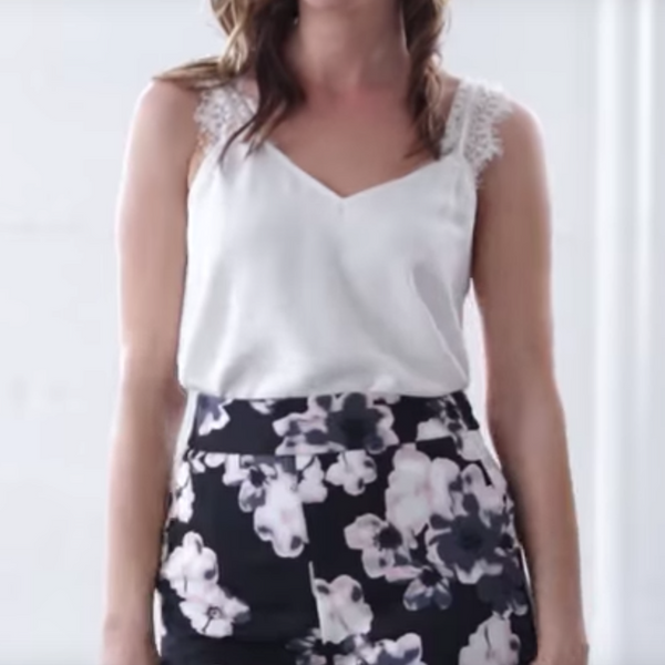 Sydne Style's Summer Guide Includes Our Chelsea Cami. Watch the full look here!