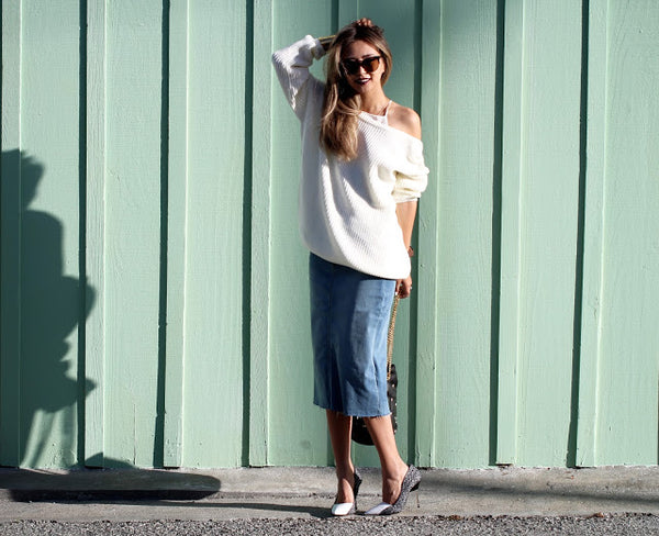 Diana Horsfall looks chic in this Winter look – CAMI NYC