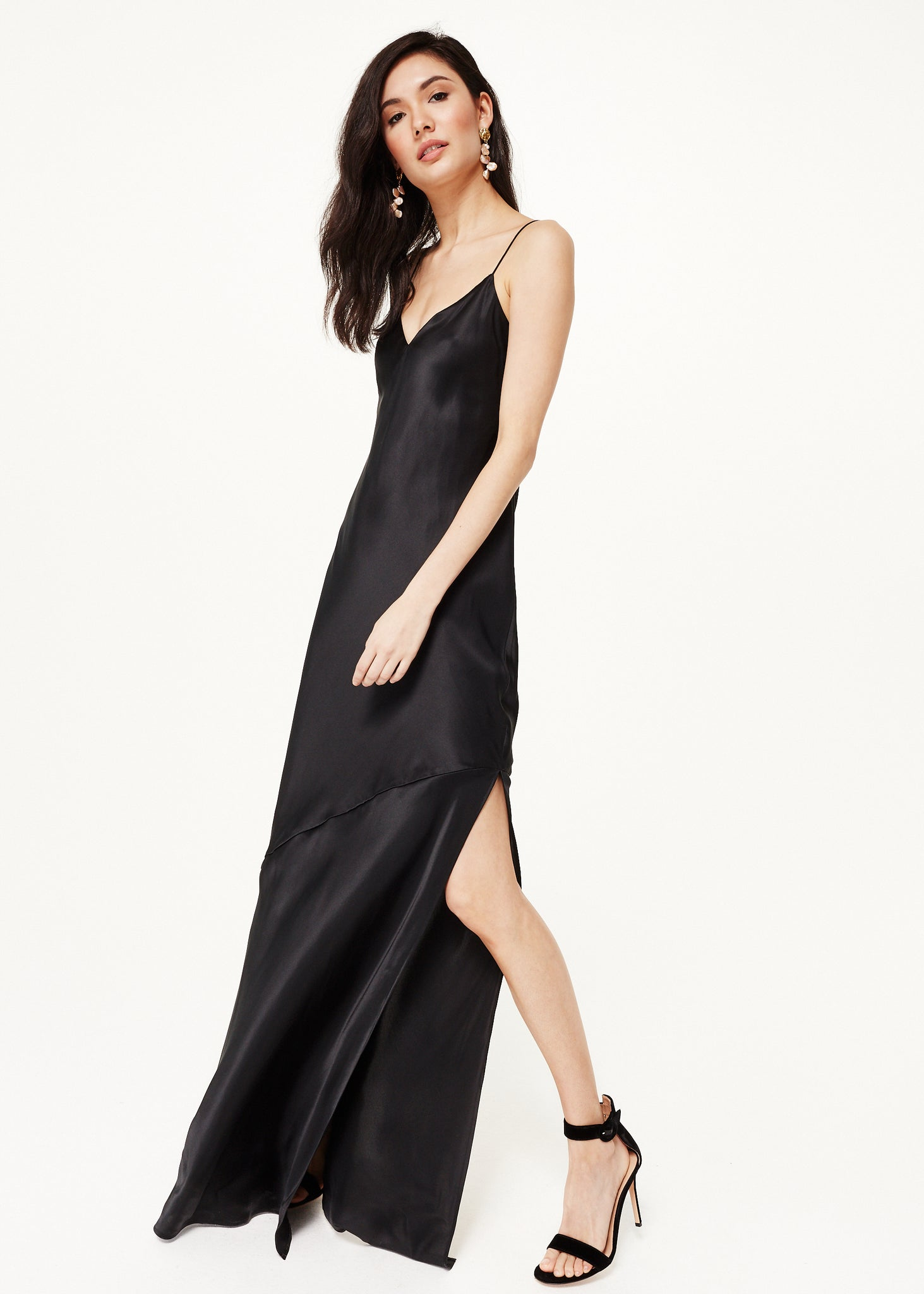Image of Raven Gown Black