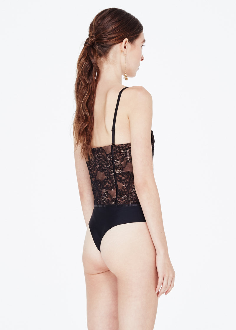 Bianca Bodysuit Black