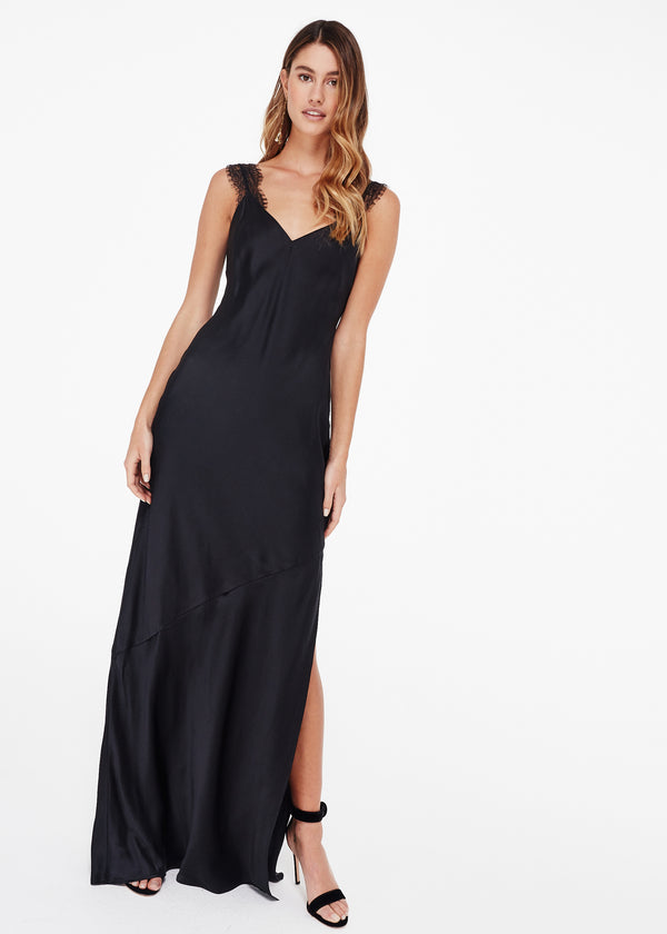 Christine Dress Black