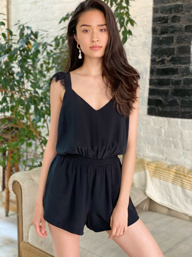 Kika Jumpsuit Black