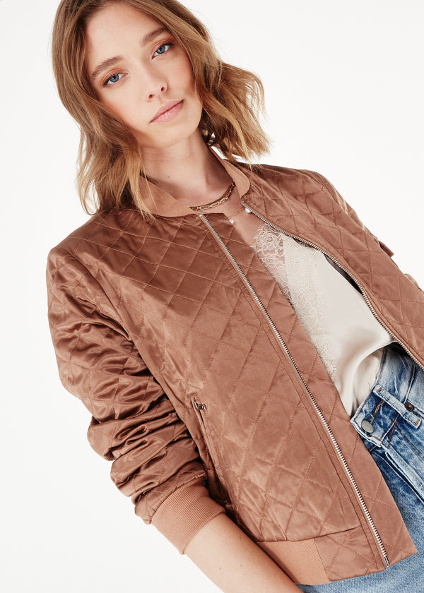 Dierdre Jacket Cappuccino