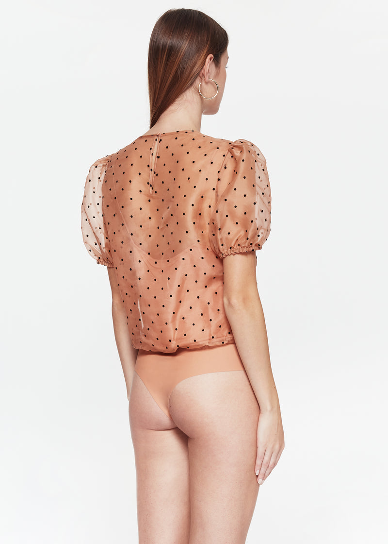 Bethany Bodysuit Rose