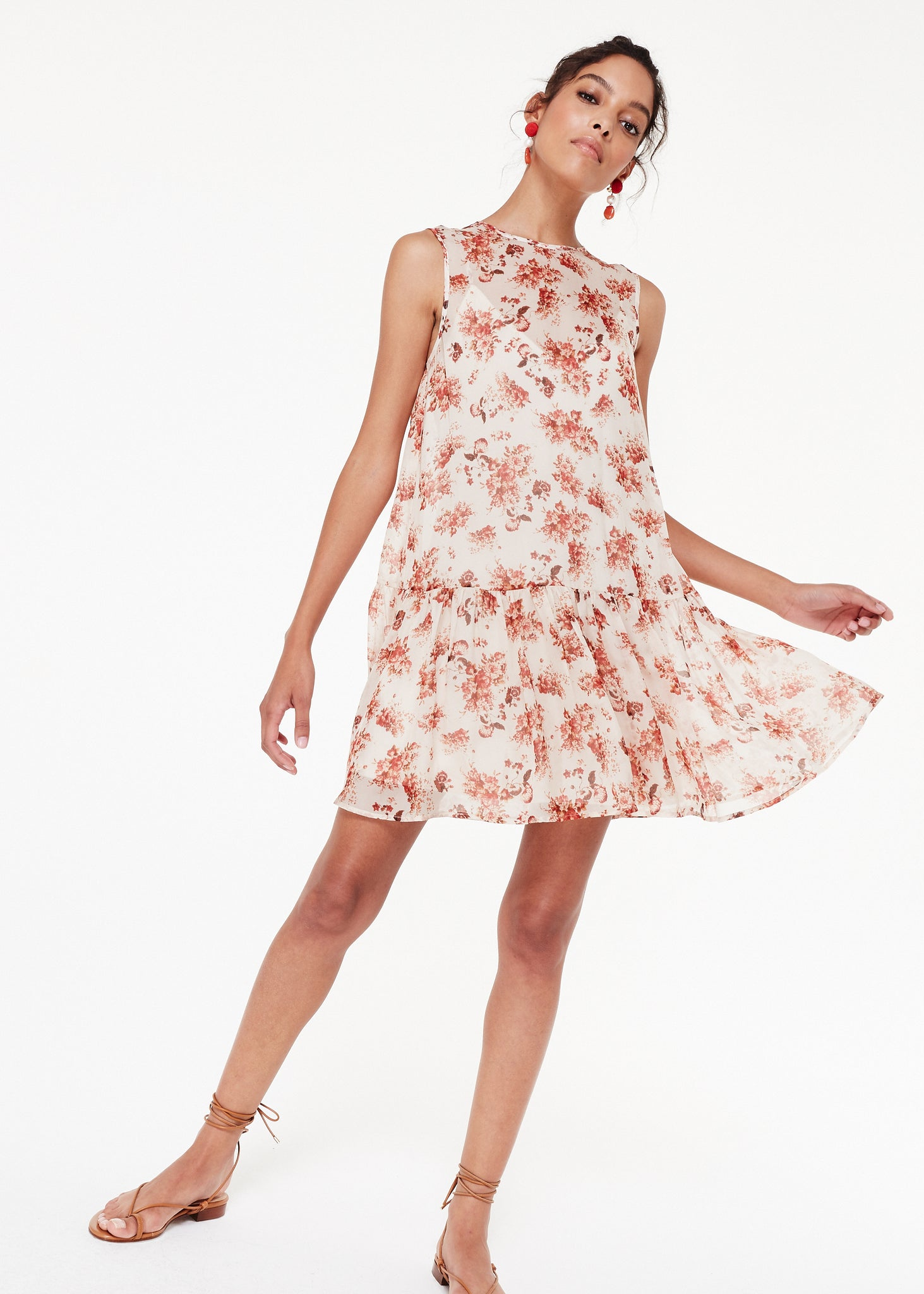 Image of Rina Dress Vintage Flora