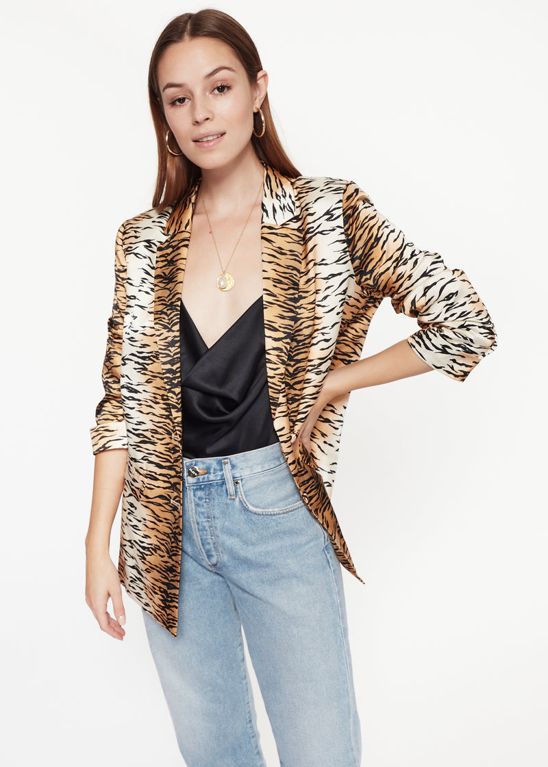 Owen Blazer Tiger