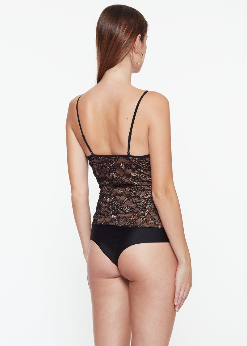 Dalaney Bodysuit Black