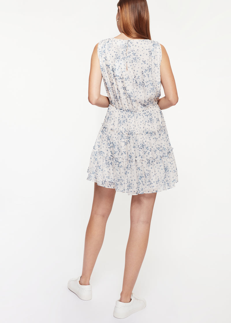 Egle Dress Denim Wallflower
