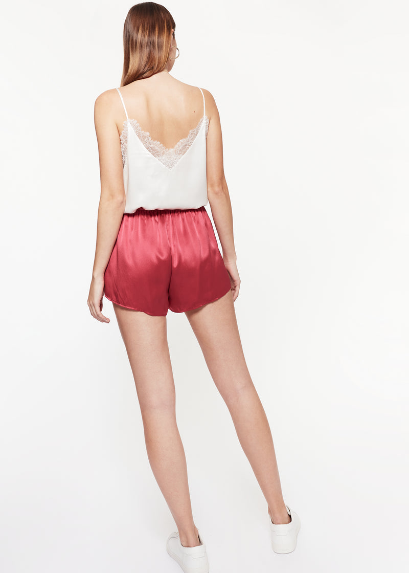 Jillian Short Cerise