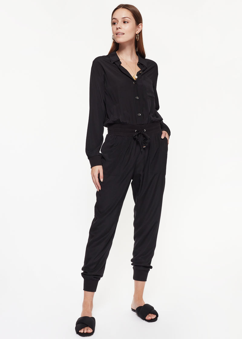 Ibai Jumpsuit Black