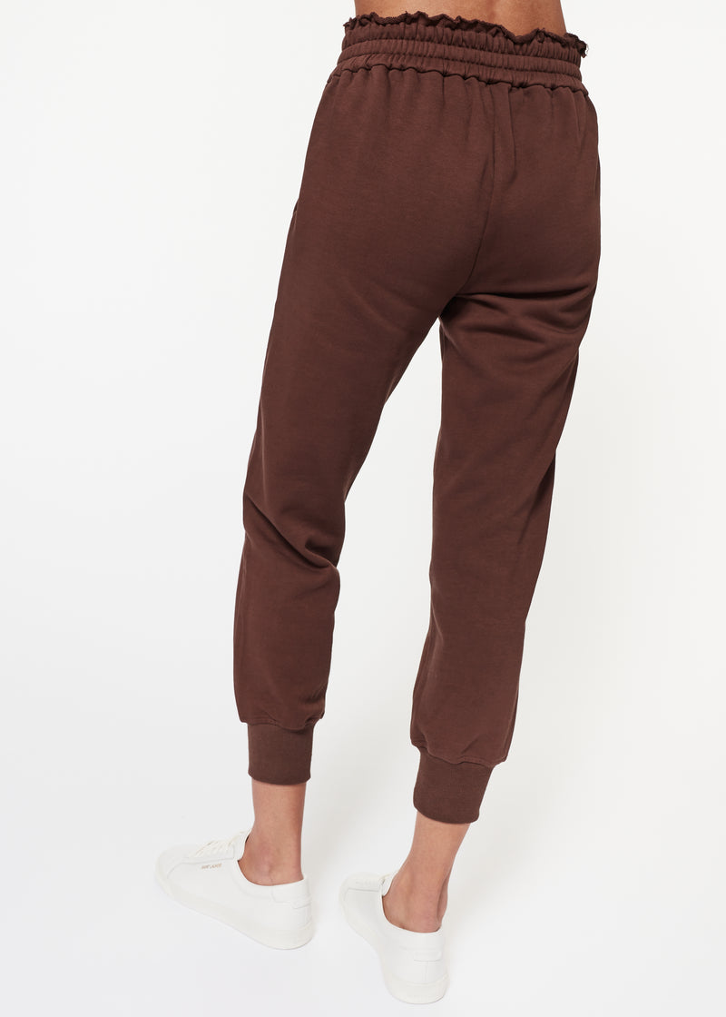 Lynley Jogger Chocolate