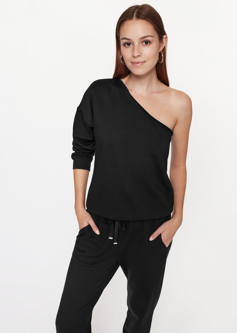 Patricia Sweatshirt Black