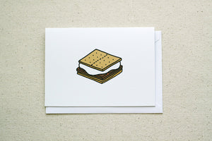S'mores Gift Card  Little Sketchy Cards