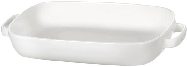 White Porcelain Serving Dish  Parlane