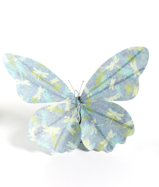 Spring Paper Butterfly  Nana Huchy