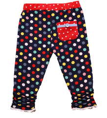 Lissie Multi Dot Leggings  Oobi - 1