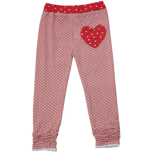 Marnie Pink Leggings  Oobi - 1