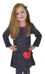 Marnie Navy Dress  Oobi