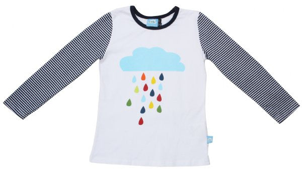 Cloud Long Sleeve T-shirt  Oobi