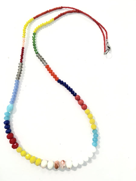 Brazlian Long Strand Necklace