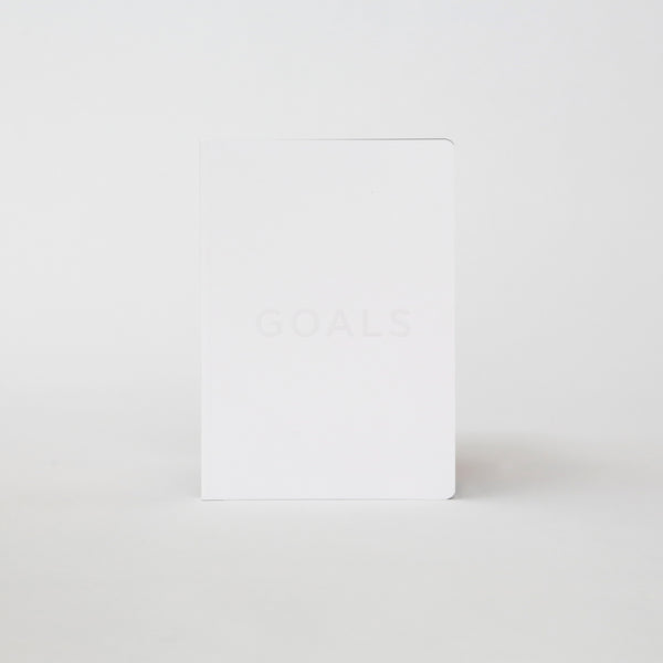 Goals Book White  MiGoals - 1
