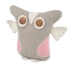 Owl Shelf Sitter - Large  Golly Gosh