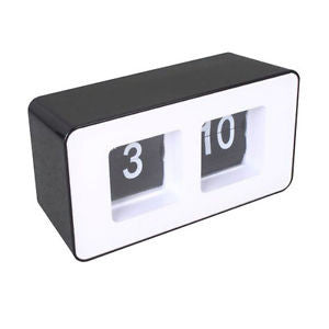 Retro Flip Clock  Outliving - 1