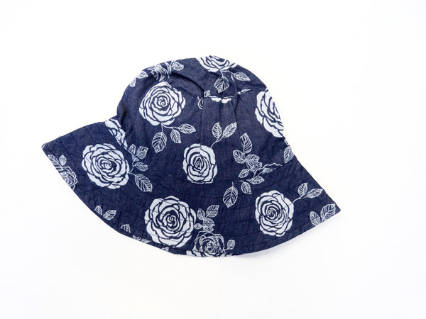 Bloom Bucket Hat | Denim  Hide & SEEK