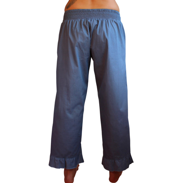 Beachcomber Pants S / Blue Lisa Carney Design - 1