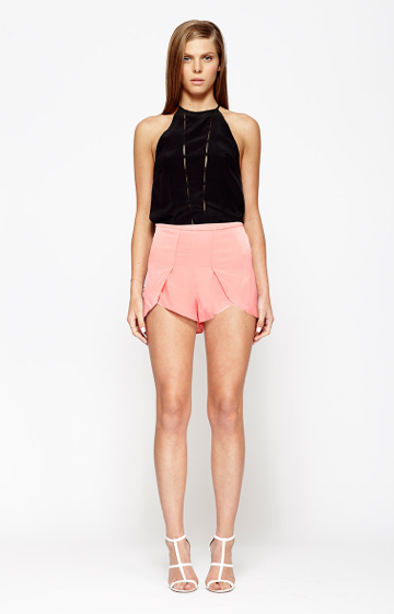 Peach Shorts  Suboo