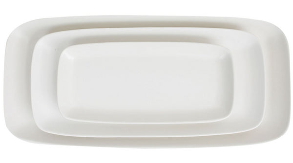 Algarve Platter White  Mint Home