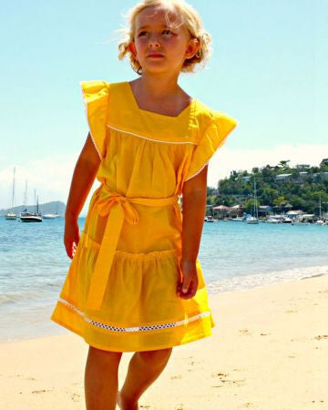 Summer Dress 2 / Daffodil Hide & SEEK - 1