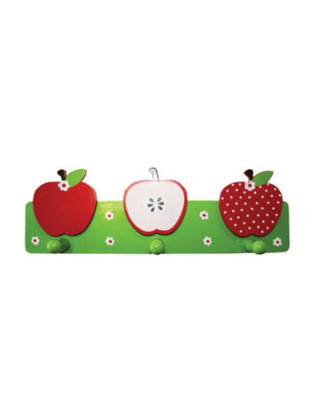 Apple Coat Hook  Oobi