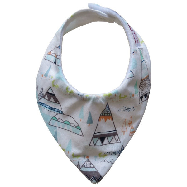 Dribble Bib Mountain High Miss Lilly - 5