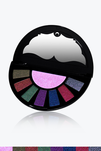 Black Metal Volume I Eyeshadow Palette