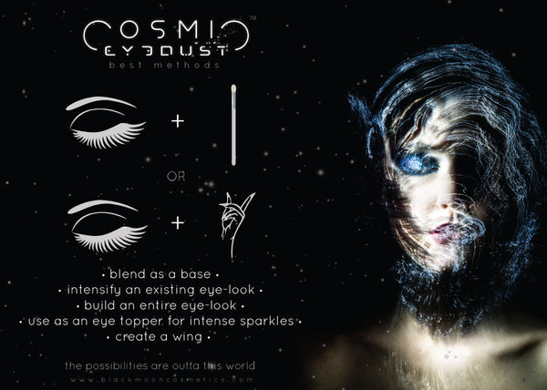 Cosmic EyeDust™ - Liquid Luminous Eyeshadow Gift Set Vault