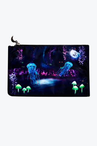 Jellyfish Makeup Bag