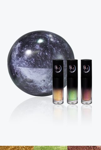 Space Case Trio - Cosmic EyeDust™ Moon Tin Set