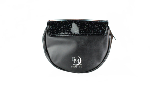 BLACK MOON CRESCENT MOON BAG