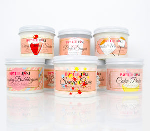 CONFETTI CAKE Body Butter Soufflé 4oz - Clearance