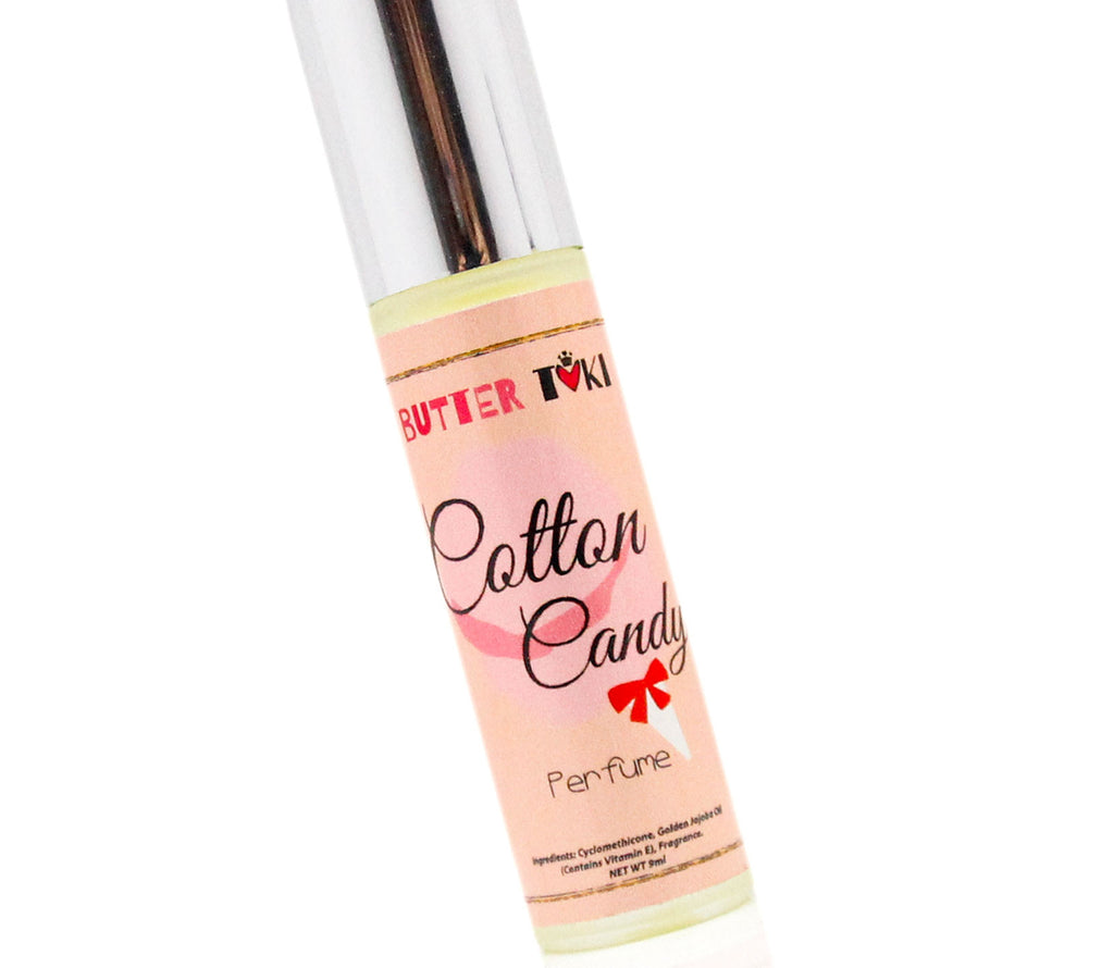 COTTON CANDY Roll On Oil Based Perfume 9ml