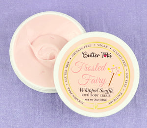 FROSTED FAIRY Whipped Soufflé Rich Body Cremé - Winter Collection - CLEARANCE