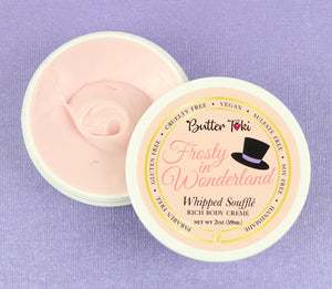 FROSTY IN WONDERLAND Whipped Soufflé Rich Body Cremé - Winter Collection - CLEARANCE