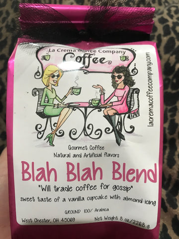 Coffee - Blah Blah Blend