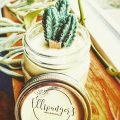 Mason Jar Candles - Multiple Scents
