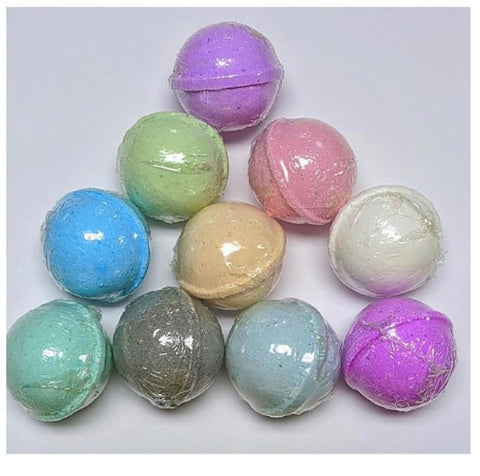 Mini Bath Bombs