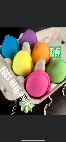 Easter Egg Bath Bomb Set
