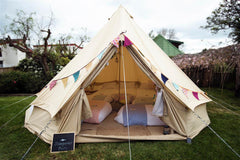 Kids Teepee Party Sleepover