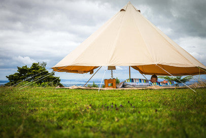 Sale on bell tents