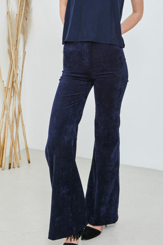 Jagger Pant in Navy Corduroy